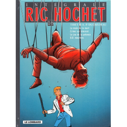 Ric Hochet (Intégrale) - Tome 16 - Tome 16