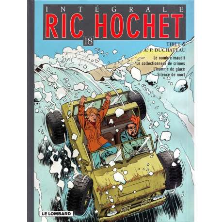 Ric Hochet (Intégrale) - Tome 18 - Tome 18