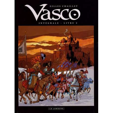Vasco (Intégrale) - Intégrale - Livre 2