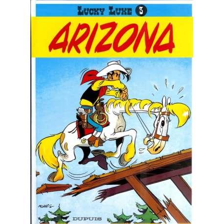 Lucky Luke - Tome 3 - Arizona