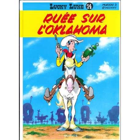 Lucky Luke - Tome 14 - Ruée sur l'Oklahoma