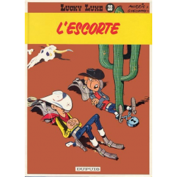 Lucky Luke - Tome 28 - L'escorte