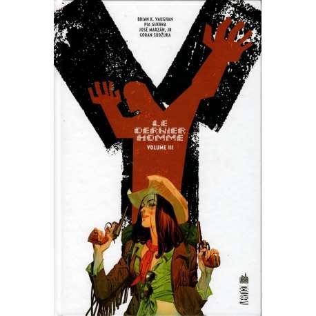 Y le dernier homme (Urban Comics) - Tome 3 - Volume III