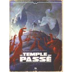 Temple du passé (Le) - Tome 2 - Envol