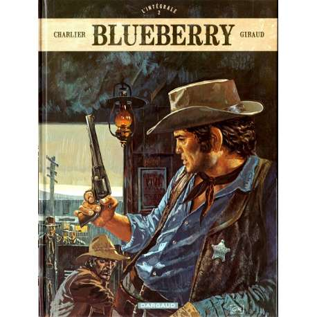Blueberry (Intégrale) - Tome 2 - Intégrale - Volume 2