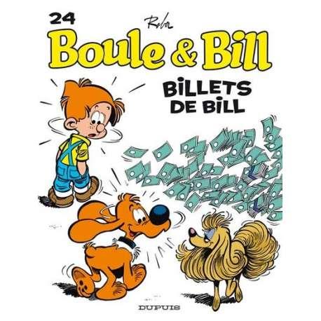 Boule et Bill -02- (Édition actuelle) - Tome 24 - Boule & Bill 24