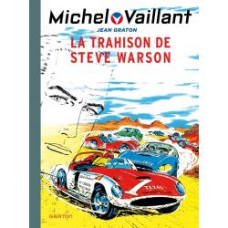 Michel Vaillant (Dupuis) - Tome 6 - La trahison de steve warson