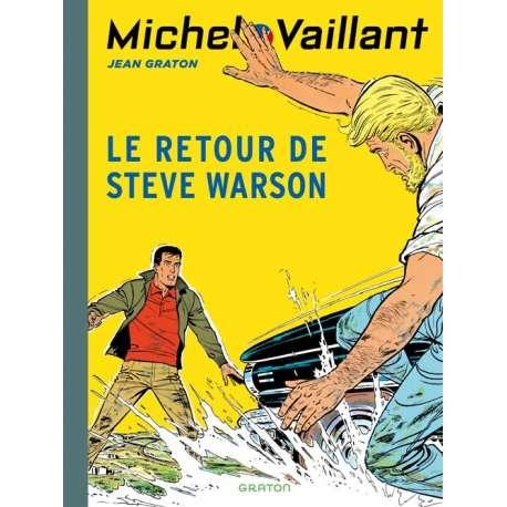 Michel Vaillant (Dupuis) - Tome 9 - Le retour de steve warson