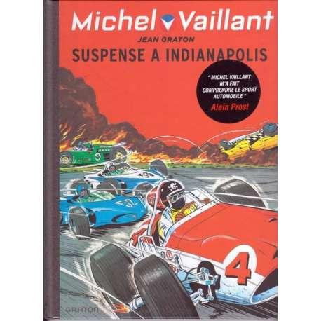 Michel Vaillant (Dupuis) - Tome 11 - Suspense à indianapolis