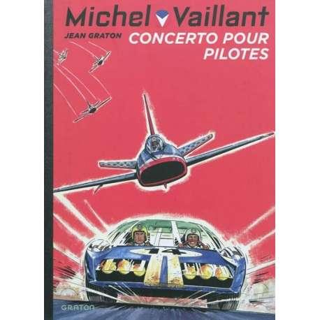 Michel Vaillant (Dupuis) - Tome 13 - Concerto pour pilotes