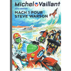 Michel Vaillant (Dupuis) - Tome 14 - Mach 1 pour steve warson