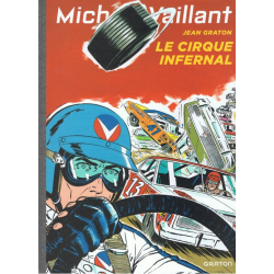 Michel Vaillant (Dupuis) - Tome 15 - le cirque infernal
