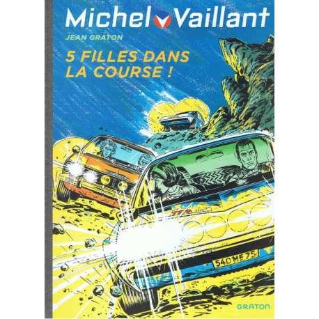 Michel Vaillant (Dupuis) - Tome 19 - 5 fille dans la course