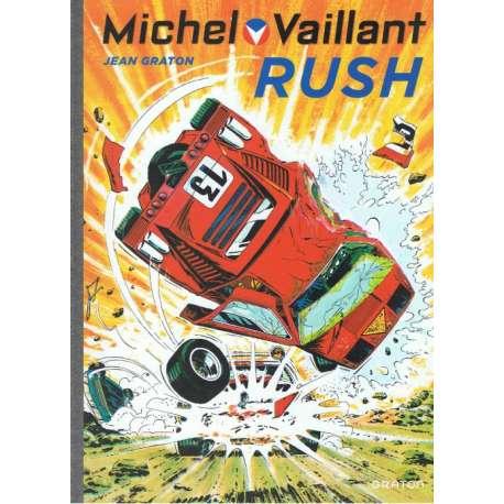 Michel Vaillant (Dupuis) - Tome 22 - RUSH