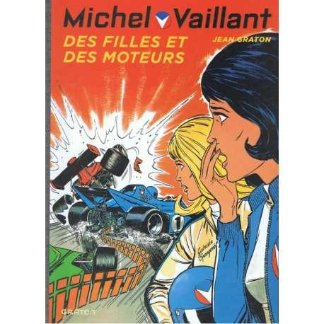 Michel Vaillant (Dupuis) - Tome 25 - des fille dans le moteur