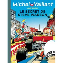 Michel Vaillant (Dupuis) - Tome 28 - Le secret de Steve Warson
