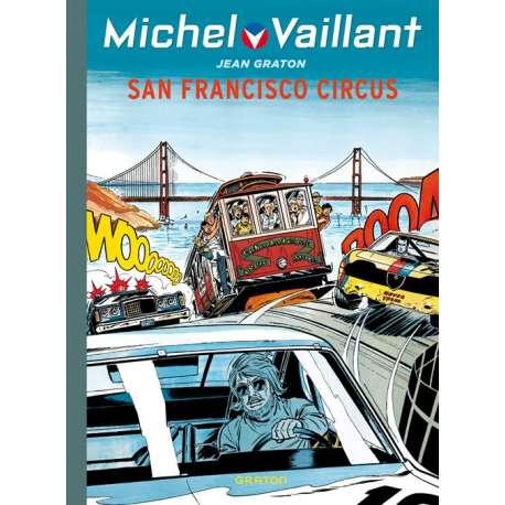 Michel Vaillant (Dupuis) - Tome 29 - San francisco circus