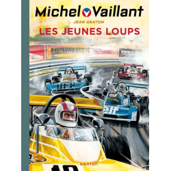 Michel Vaillant (Dupuis) - Tome 31 - Les jeunes loups