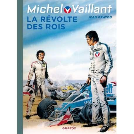 Michel Vaillant (Dupuis) - Tome 32 - La révolte des rois