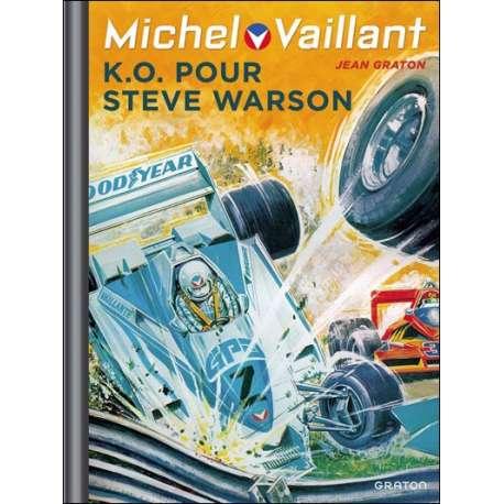 Michel Vaillant (Dupuis) - Tome 34 - K.O. pour Steve Warson