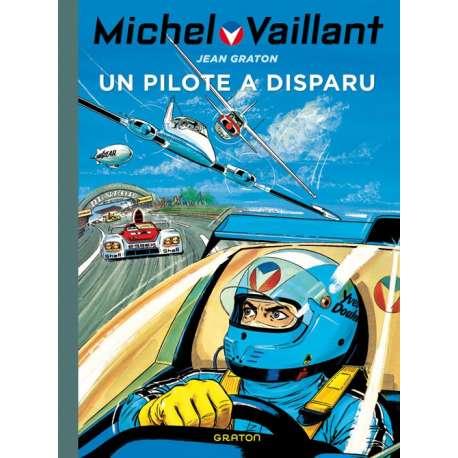 Michel Vaillant (Dupuis) - Tome 36 - Un pilote a disparu