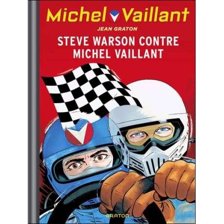 Michel Vaillant (Dupuis) - Tome 38 - Steve Warson contre Michel Vaillant