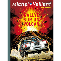 Michel Vaillant (Dupuis) - Tome 39 - Rallye sur un volcan
