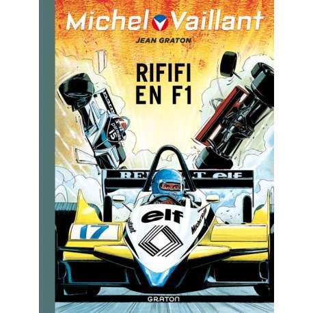 Michel Vaillant (Dupuis) - Tome 40 - Riffifi en F1