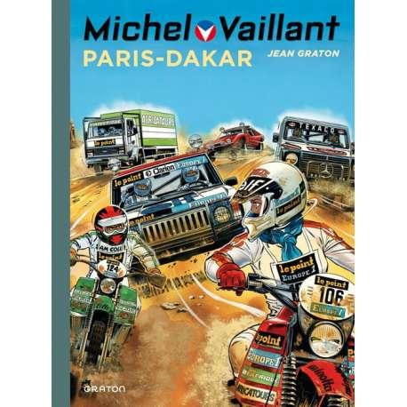 Michel Vaillant (Dupuis) - Tome 41 - Paris-Dakar