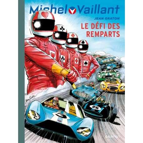 Michel Vaillant (Dupuis) - Tome 50 - Le défi des remparts