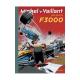 Michel Vaillant (Dupuis) - Tome 52 - F 3000