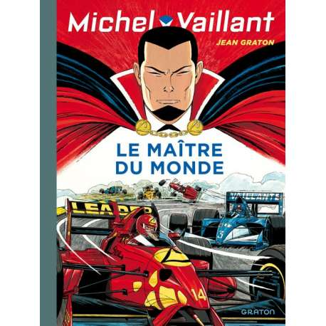 Michel Vaillant (Dupuis) - Tome 56 - Le maître du monde
