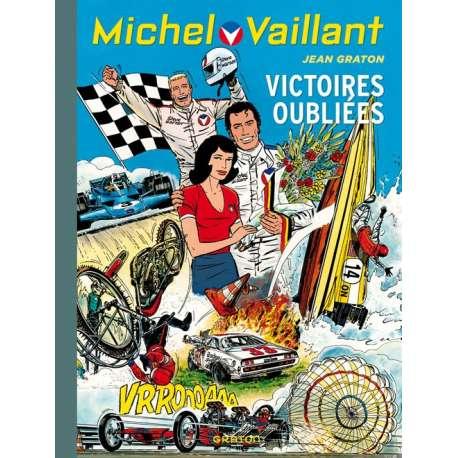 Michel Vaillant (Dupuis) - Tome 60 - Victoires oubliées