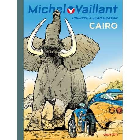 Michel Vaillant (Dupuis) - Tome 63 - Cairo