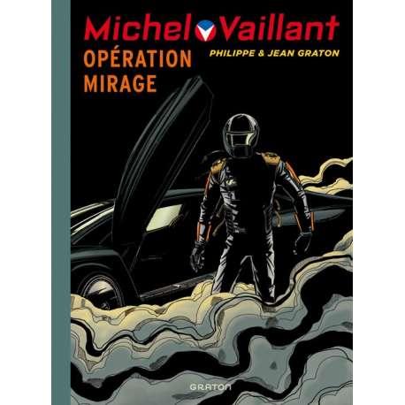 Michel Vaillant (Dupuis) - Tome 64 - Opération mirage