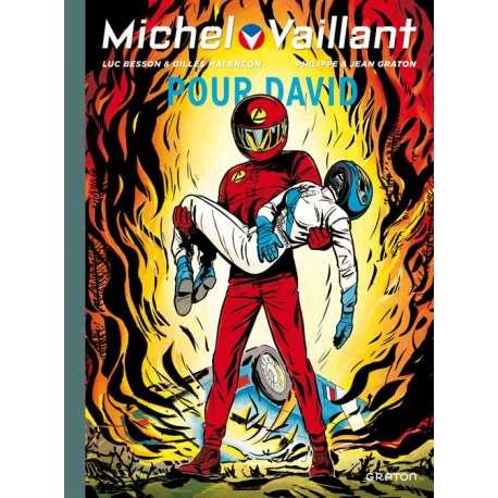 Michel Vaillant (Dupuis) - Tome 67 - Pour David
