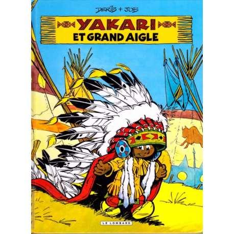 Yakari - Tome 1 - Yakari