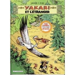 Yakari - Tome 7 - Yakari et l'étranger