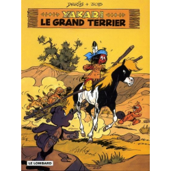 Yakari - Tome 10 - Le grand terrier