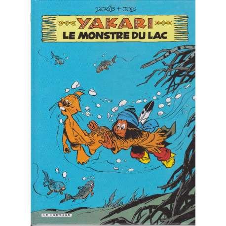 Yakari - Tome 17 - Le monstre du lac
