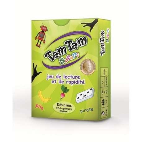 Tam Tam Safari CE1 niveau 1