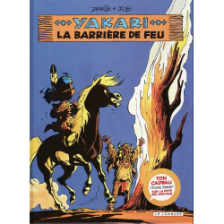 Yakari - Tome 19 - la barrière de feu