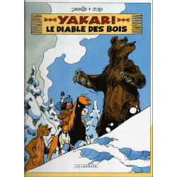 Yakari - Tome 20 - Le diable des bois