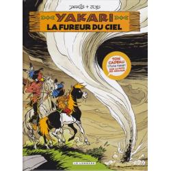 Yakari - Tome 22 - La fureur du ciel