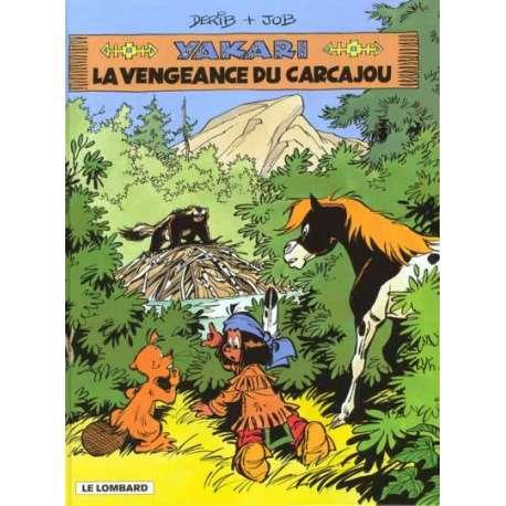 Yakari - Tome 26 - La vengeance du carcajou