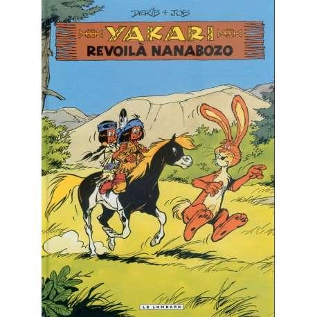 Yakari - Tome 34 - Le retour du lapin magicien