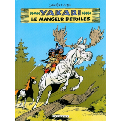 Yakari - Tome 37 - Le mangeur d'étoiles