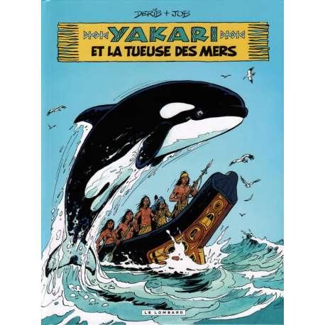 Yakari - Tome 38 - Yakari et la Tueuse des mers