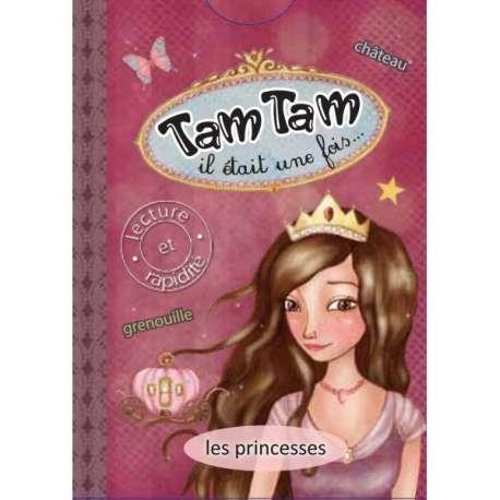 """Tam Tam """"Il était une fois"""" Les PRINCESSES"""