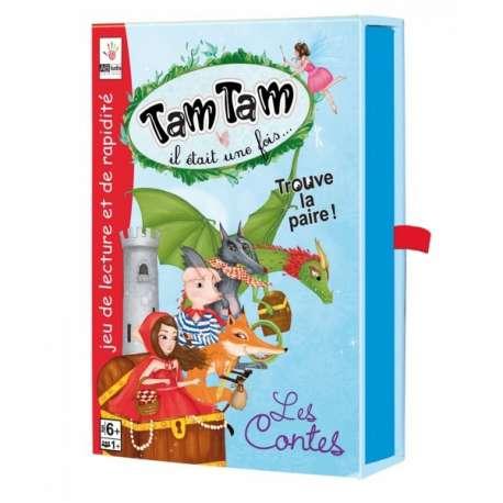 """Tam Tam """"Il était une fois"""" Les CONTES"""